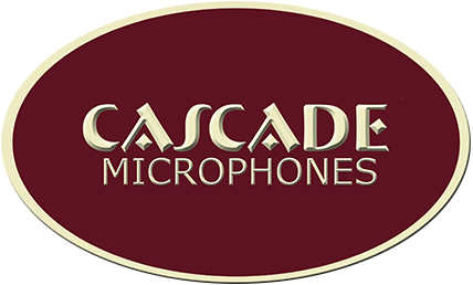 Ribbon Microphones by Cascade Microphones