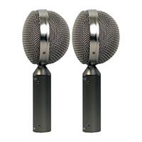 Ribbon Microphone Fat Head BE Stereo Pair Product Photo Thumb 2