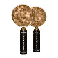 Ribbon Microphone Fat Head Stereo Pair Product Image Thumb 3