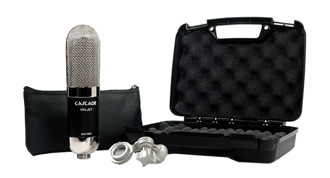 Ribbon Microphone Vin-Jet Product Image
